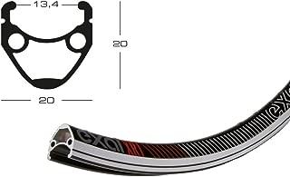 Exal XR 1 Fahrrad Felge Schwarz // 622-13(28 й