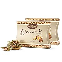 Caffarel 口福莱 皮埃蒙特榛子牛奶巧克力制品200g*2(意大利进口)(亚马逊自营商品, 由供应商配送)