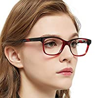 OCCI CHIARI 矩形 时尚眼镜框 非*眼镜 带透明镜片 赠予女士礼品