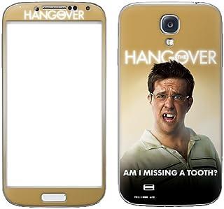 Zing Revolution The Hangover Premium Vinyl Adhesive Skin for Samsung Galaxy S4, Stu (MS-HANG70456)