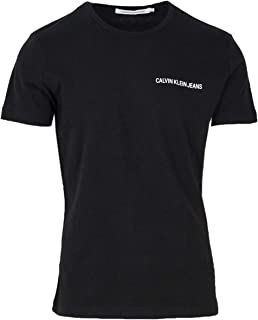 Calvin Klein Jeans 男士胸部组织修身 S 恤