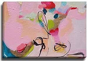 """Susan Skelley Bashian """"Play by Play""""画廊装裱油画艺术品 20"""" x 24"""" MDF-SSK-20X24-BA978"""