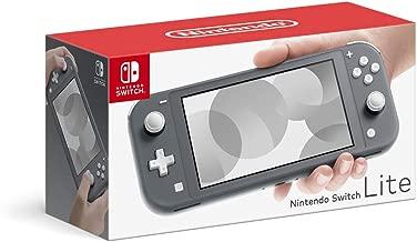 任天堂 Switch Lite 便携式游戏机  掌机 灰色