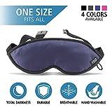 Lewis N. Clark® 中性 舒适眼罩 蓝色 均码