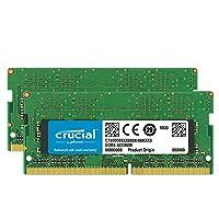 CRUCIAL (DDR 4 PC 4–17000 sodimm 260-pin) 内存