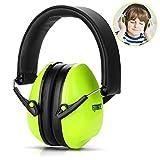 Baby Ear Muffs,适用婴儿护耳保护,婴儿消噪 HeadPhoneNRR26,SNR29 婴儿、幼儿和儿童降噪专业降噪 绿色