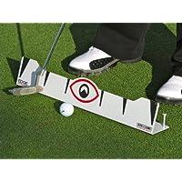 EyeLine 高尔夫球边缘投掷平面轨(70 度)