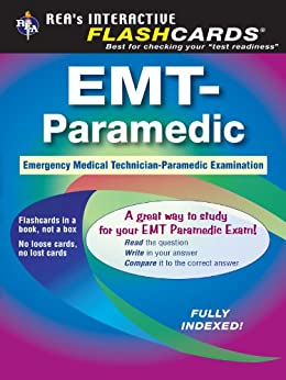 """EMT-Paramedic Flashcard Book (EMT Test Preparation) (English Edition)"",作者:[Jeffrey Lindsey]"