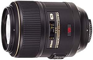 Nikon 尼康 AF-S VR 105mm f/2.8G IF-ED自动对焦微距镜头S型