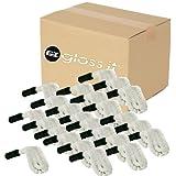 Gloss-it Spoke Wheel Brush 24片装 GISWB-16C