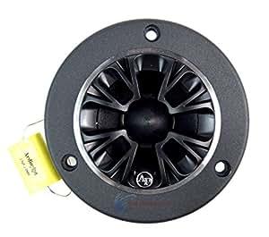 Audiopipe 黑色 Atr 系列 350 瓦*大高音计(双)ATR3723B 9.5in. x 2in. x 5in.