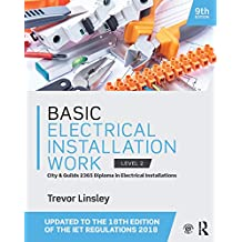 Basic Electrical Installation Work (English Edition)