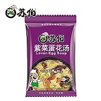 subo 苏伯汤 紫菜蛋花汤12g一人份 方便速食汤蔬菜汤即食食品汤料包