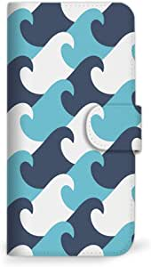 mitas iphone 手机壳974SC-0057-BU/SH-05F 14_Disney Mobile (SH-05F) 蓝色