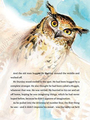 用铲的人缩略图像 - Harry Potter and the Philosopher's Stone: Illustrated [Kindle in Motion] (Illustrated Harry Potter Book 1) (English Edition) 对应 5