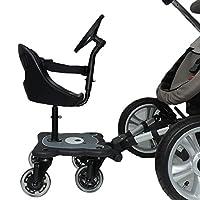 Eichhorn Cozy S Rider 婴儿车底座 黑色