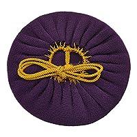 修斋(Syusai) 杂物袋 紫 直径15.8cm 交织 小
