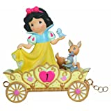 "Precious Moments / Disney ""May Your Birthday Be The Fairest Of Them All"" Snow White Age One Figurine"