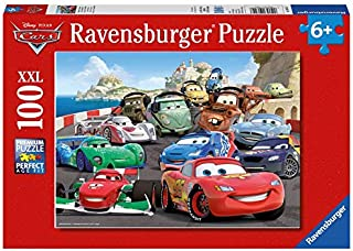 Ravensburger Disney 汽车总动员 2 XXL 拼图(100 片)