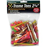 Jef World of Golf Gifts and Gallery, Inc. 2 3/4-Inch Extreme Tee - 65 Pack