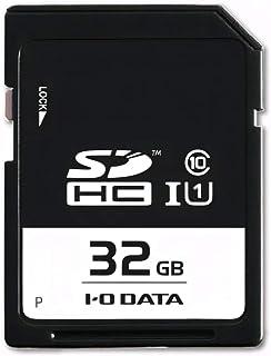 I-O DATA SDHC/SDXC卡 EX-SDUEX-SDU1/32G  32GB(UHS-1対応)
