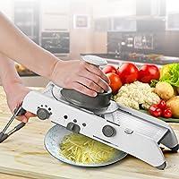 【家用多功能切菜器】家用多功能切菜器不锈钢厨房土豆切丝切片器切菜机刨丝器擦菜神器 (家用多功能切菜器1个)