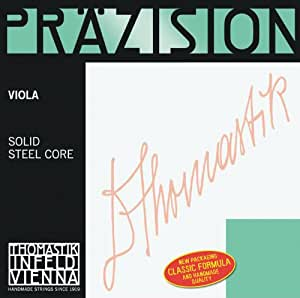Thomastik-Infeld 71W Precision, Viola String, Single A String, Weich, 4/4 Size, Steel Core Aluminum Wound