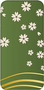 智能手机壳 TPU 印刷 对应多种机型 cw-841top 套 花朵图案 花 花 樱花 UV印刷 软壳WN-PR409979 AQUOS Xx3 506SH 图案E