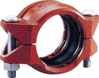 Shurjoint 7910PE-G 涂料铁 Wildcat 平端耦合,涂装,E,10 英寸