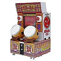 WAVE Memorial Game Collection系列 《太鼓达人》 初代 街机机箱 1/12比例 已分色塑料模型 GM018