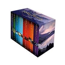 (进口原版)  Harry Potter Box Set: The Complete Collection Children's Paperback