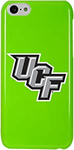 NCAA Central Florida Knights Case for iPhone 5C, One Size, Green