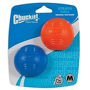 Chuckit! Strato Ball (2 只装),中号 中