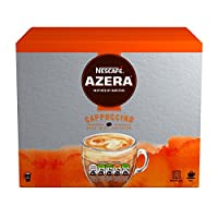 NESCAFÉ AZERA 卡布奇诺 速溶咖啡 袋装, 16 g, 35个/盒