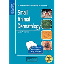 Small Animal Dermatology, Revised: Self-Assessment Color Review (Self-Assessment Colour Review) (English Edition)