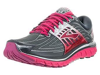 Brooks 女式 Glycerin 14 跑步鞋 Anthracite/Azalea/Silver 6 2A - Narrow