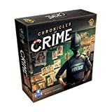 Chronicles of Crime Lucky Duck Games Board Game LKY035
