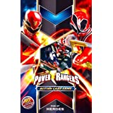 Power Rangers Action Card Game: Rise of Heroes Theme Deck Starter Box
