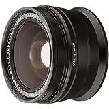 FUJIFILM富士 WCL-X100 广角转换镜头 黑色 安装简单 等效28mm焦距 扩展X100T的拍摄视角