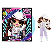 MGA Entertainment 567233E7C L.O.L. Surprise OMG New Theme Series-Doll 1-Line Dance