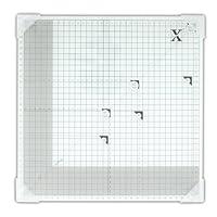 Xcut 13 x 13 英寸钢化玻璃切割垫