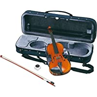 雅馬哈 YAMAHA Braviol 博悅 小提琴套裝 V7SG SIZE 4/4 精心手工制品 輕量盒和弓、松脂套裝