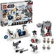 LEGO 75241 Star Wars Echo Base Defense 包括。 Episode 5 The Empire Strikes Back Target 射击套装
