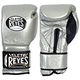 Cleto Reyes 额外衬垫皮革训练手套 - 黑色