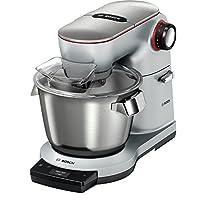 Bosch MUM9GT4S00 1.5 Kg 厨师机, 1400 W, 铂金银