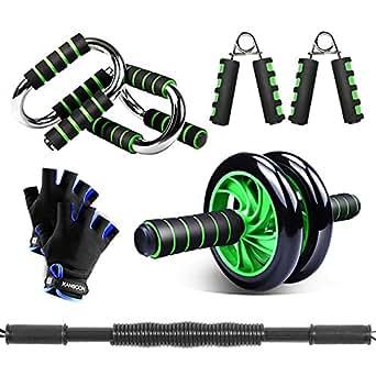 Kansoon 凯速 健身器材家用多功能训练套 经济五件套50KG