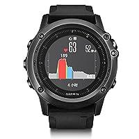 GARMIN 佳明 fenix3 HR 普通镜面国行中文版 光电心率多功能户外运动跑步GPS手表