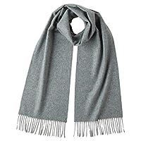 Johnstons of Elgin 100% 羊绒围巾 WA16