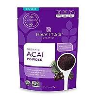 Navitas Naturals - 結冰干粉末Acai - 4盎司