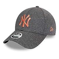 New Era 9Forty 女式棒球帽 棒球帽 弧形帽檐 女士 棒球帽 MLB NY 棒球帽